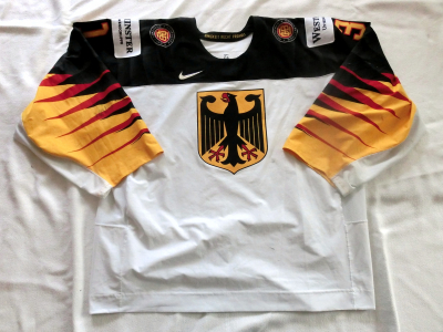 WM 2019 Gameworn #2 Denis Reul