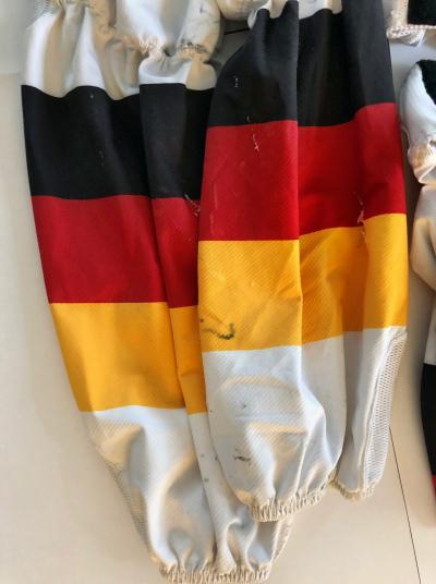 WM2019 Gameworn DEB Stutzen (weiss)