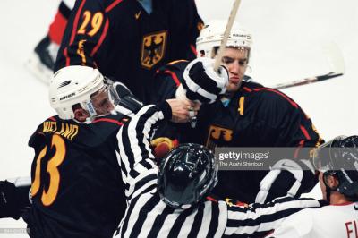 Olympia 1998 Nagano #15 Jochen Molling