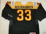 WM2017 Gameworn Eishockeytrikot 2017 #33 Aus den Birken