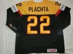 WM2017 Gameworn Eishockeytrikot 2017 #22 Matthias Plachta