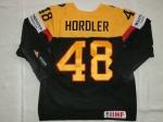 WM2017 Gameworn Eishockeytrikot 2017 #48 Frank Hördler