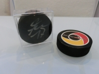 Autographed Puck #17 Sebstian Furchner