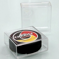 Puck Holder Case Crystal